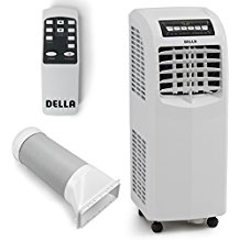 DELLA 048-GM-48266 8,000 BTU Portable Air Conditioner-thumb